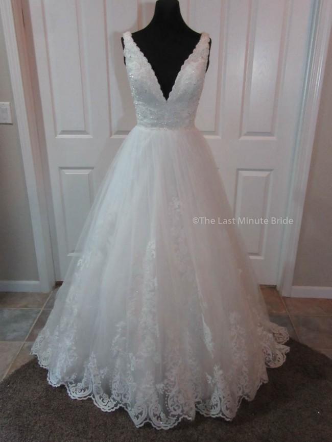 The Last Minute Bride Sabrina