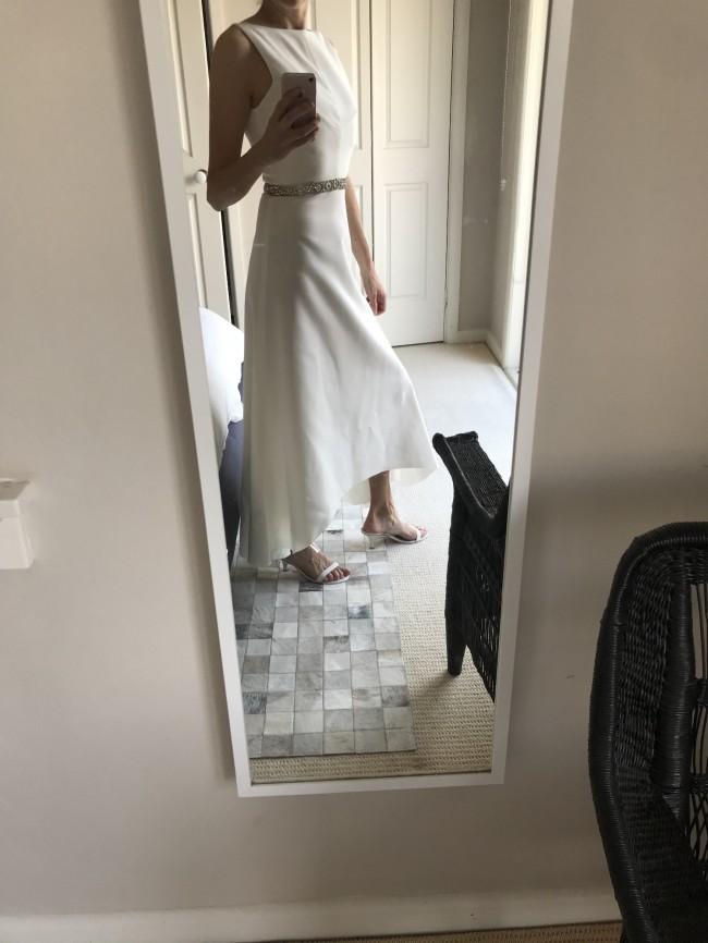 Rachel Gilbert Marique Gown
