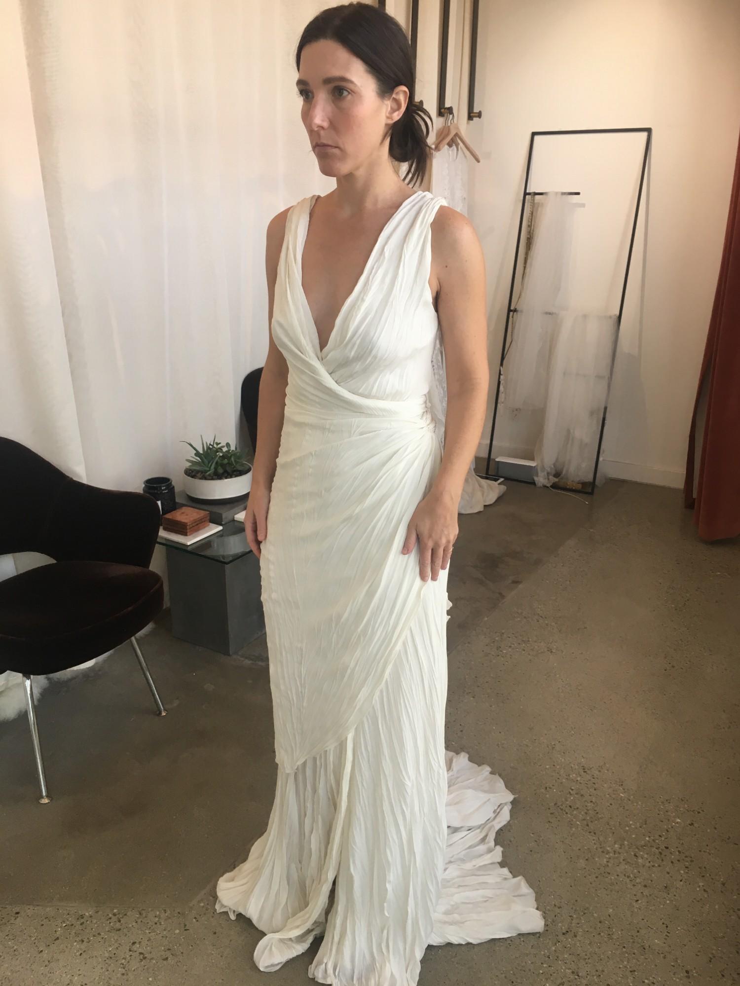 Cortana Cristina Gown Second Hand Wedding Dress On Sale 46