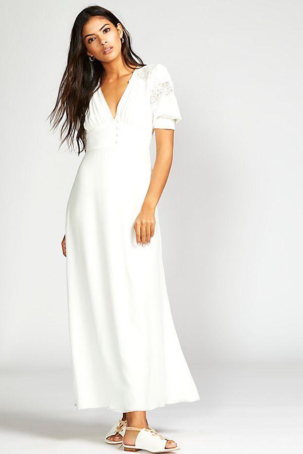 9cd8f1ea7722b7 Stone Cold Fox Topanga Gown New Wedding Dress on Sale - Stillwhite Australia
