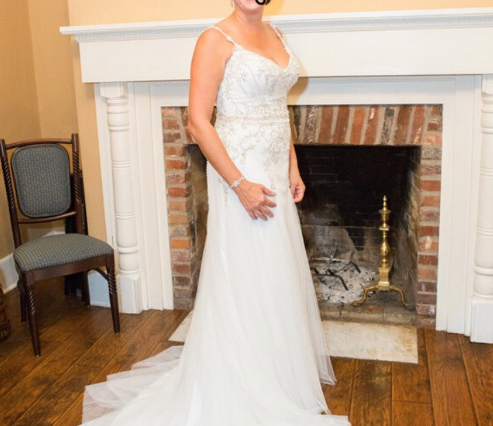 Maggie Sottero Andraea Used Wedding Dress On Sale 53% Off