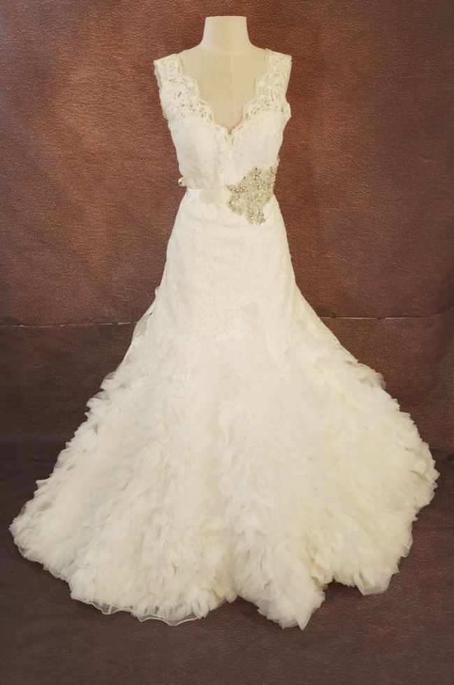 Allure Bridals, custom