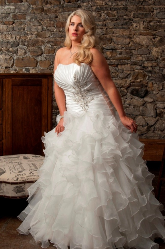 Callista Bridal 4186