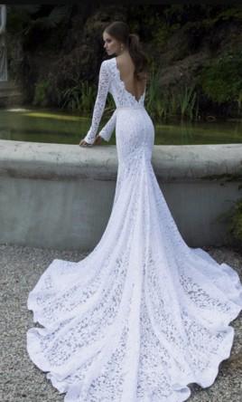 b0289479215 Berta Berta 14-26 Second Hand Wedding Dress on Sale 76% Off ...