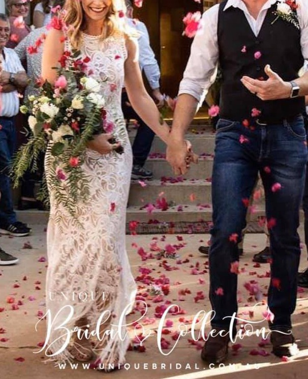 Unique Bridal Collection Luella