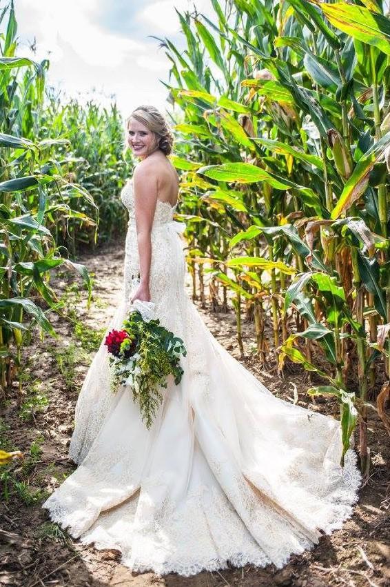 Allure Bridals C306