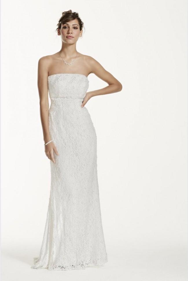65cc99897 David's Bridal New Wedding Dress on Sale - Stillwhite Australia