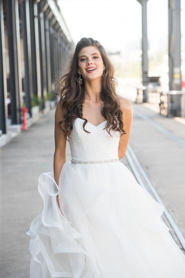Karen Willis Holmes Paige Gown