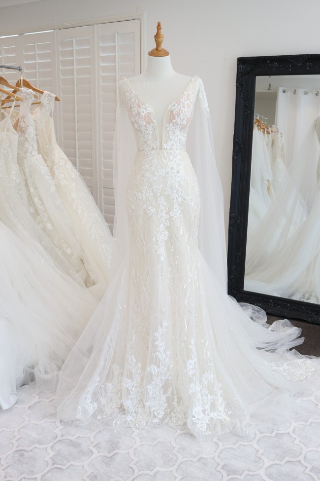 Tee & Ing Bridal Venice Gown