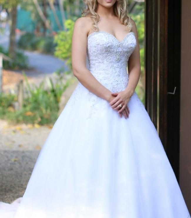 Allure Bridals, 9120
