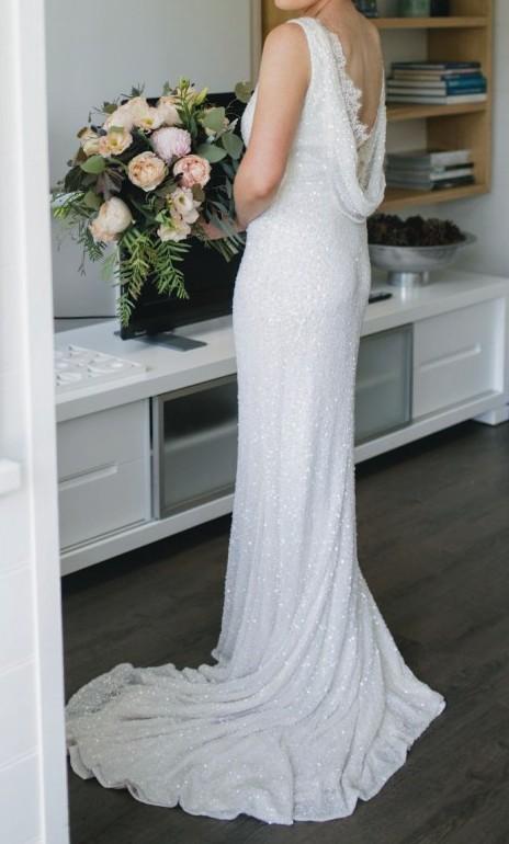 Rachel Gilbert Giselle Gown