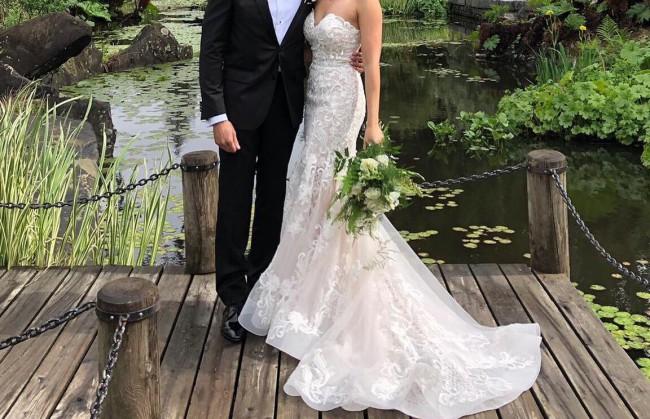 Allure Bridals, 9560