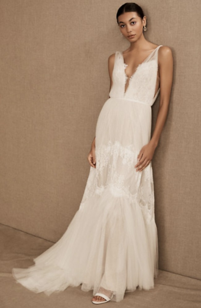 BHLDN Willow by Walters Betony Gown
