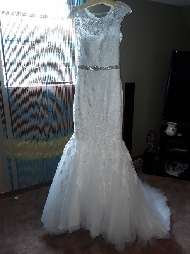 Allure Bridals 9025