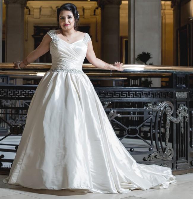 Allure Bridals, 9204