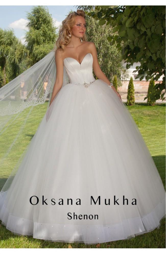 Oksana Mukha Shenon