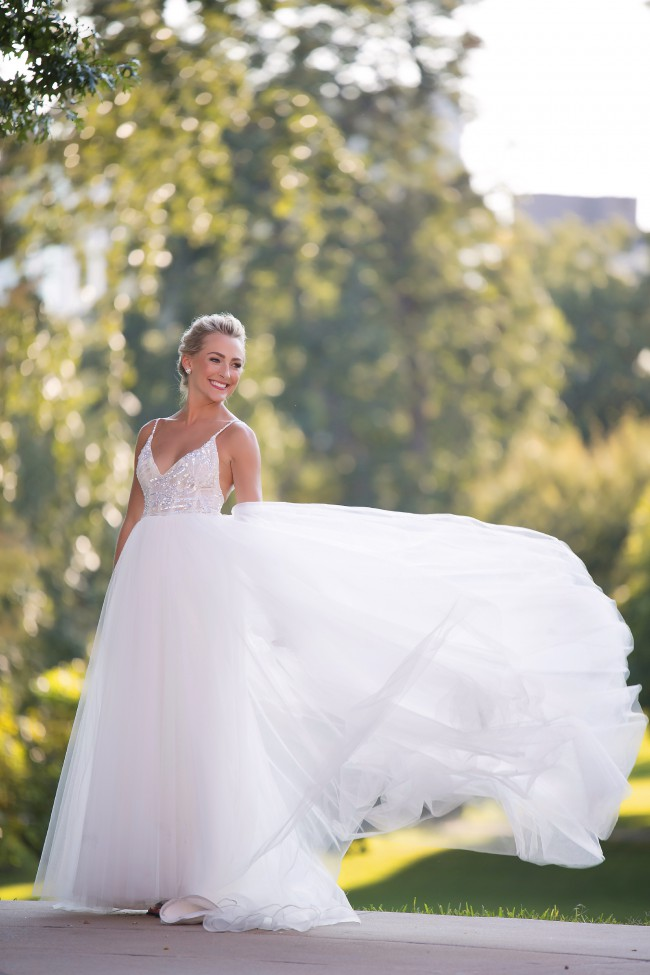Jim Hjelm By Hayley Paige - STYLE 8610