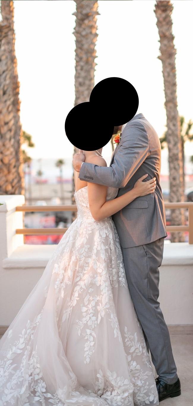 Allure Bridals 9660