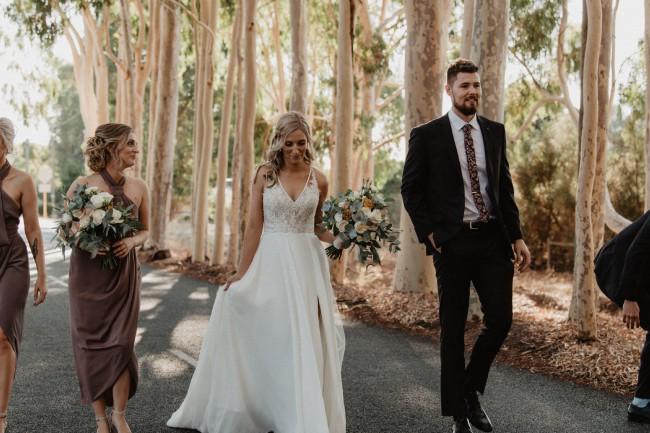 Bridal by Aubrey Rose, Sunlight
