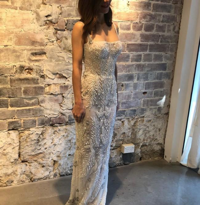 J.Andreatta Bridal Couture Custom Made