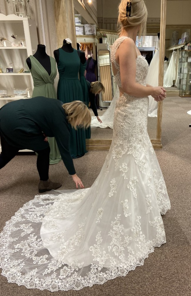 Alfred Angelo Style 986