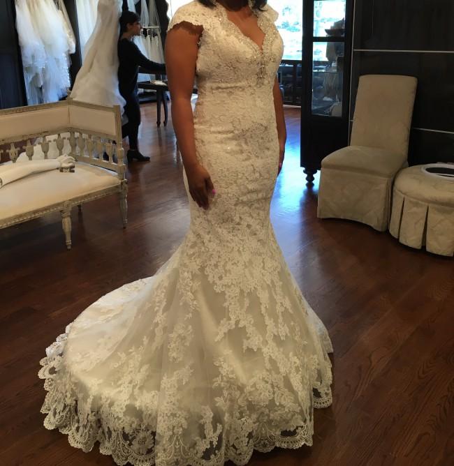 Allure Bridals 9318