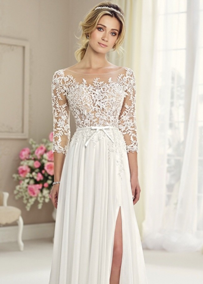 Mon Cheri ENCHANTING 217108 WEDDING DRESS