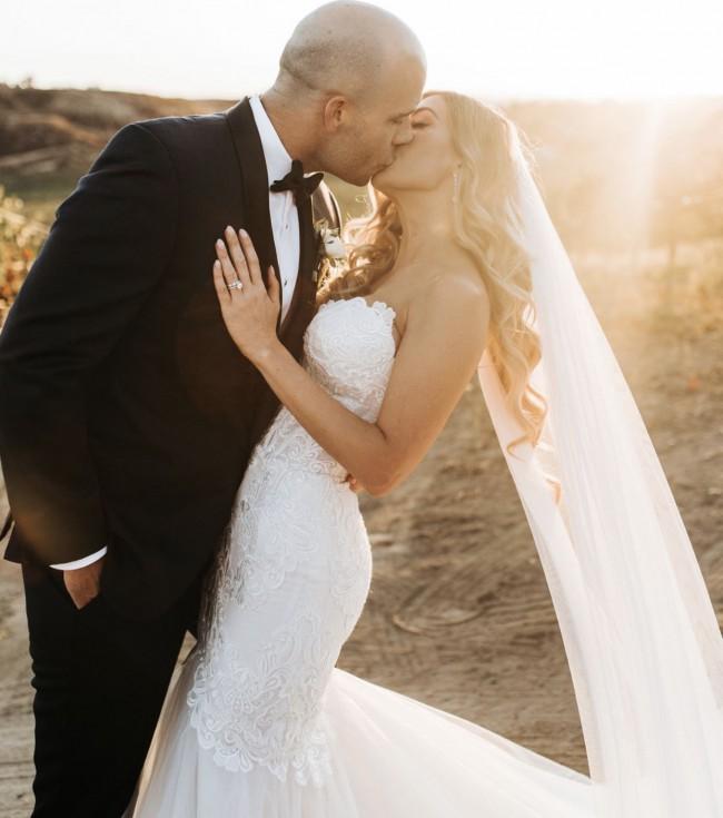 Rivini, Taylor - Bridal Spring 2019 with Veil
