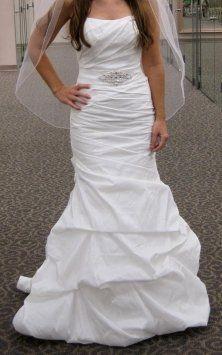 David's Bridal WG3029