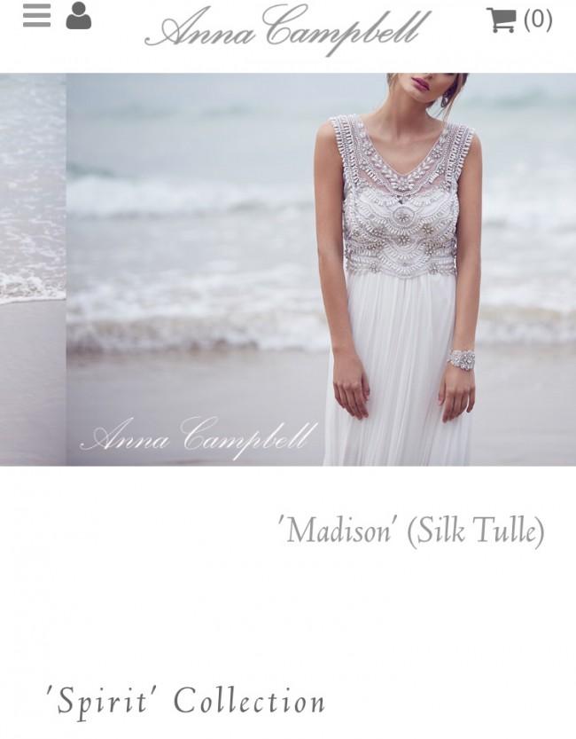 Anna Campbell Madison