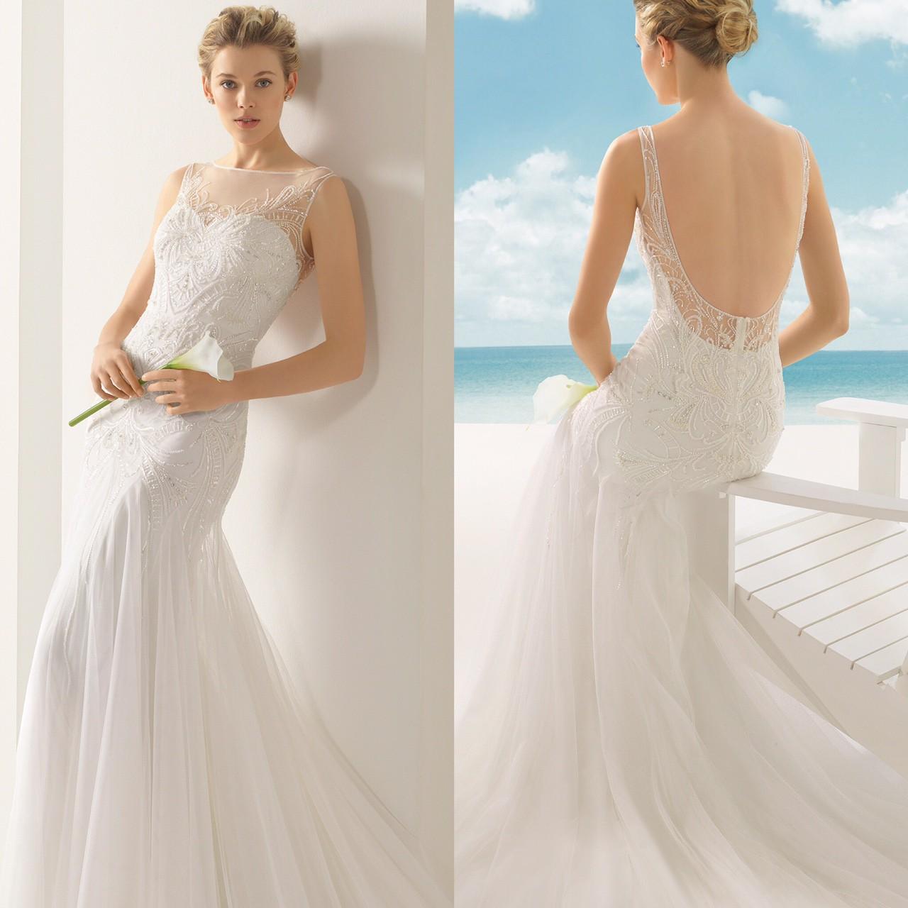 Rosa Clara Volga Preowned Wedding Dress On Sale 61% Off