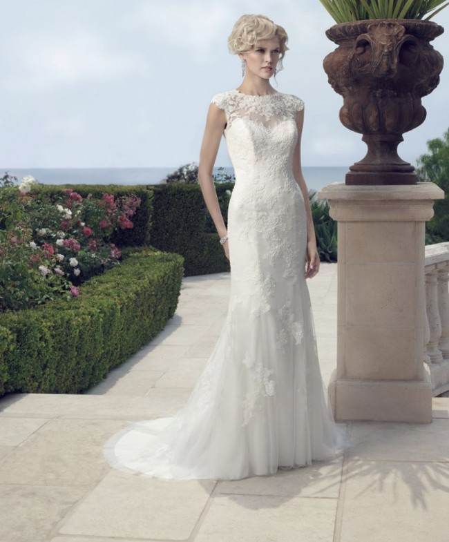 Casablanca Bridal 2148