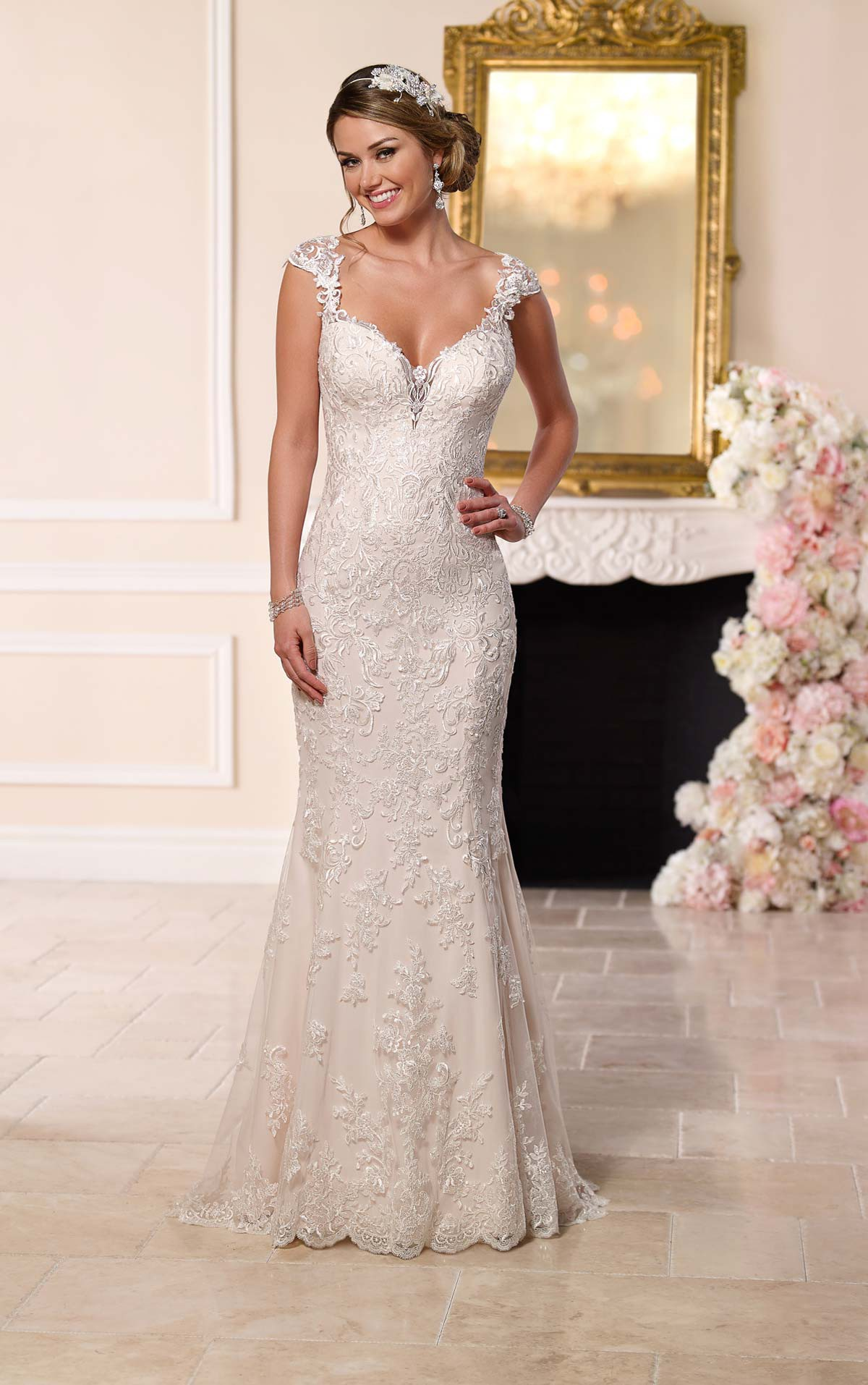 Stella York 6245 Wedding Dress On Sale 38 Off