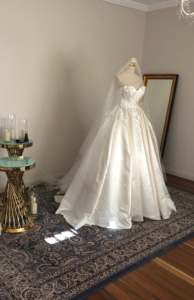 Suzanna Blazevic Custom Made