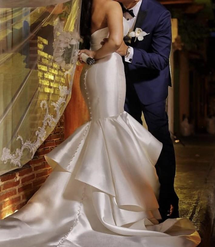 Second Hand Wedding Dresses: Madison James MJ 320 Second Hand Wedding Dress On Sale