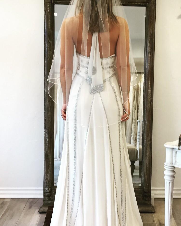 Temperley London Sample Wedding Dress On Sale 86% Off