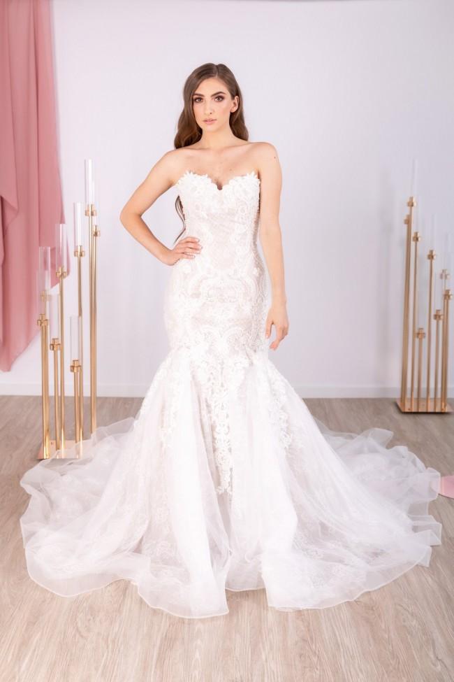 Tee & Ing Bridal Milan Gown
