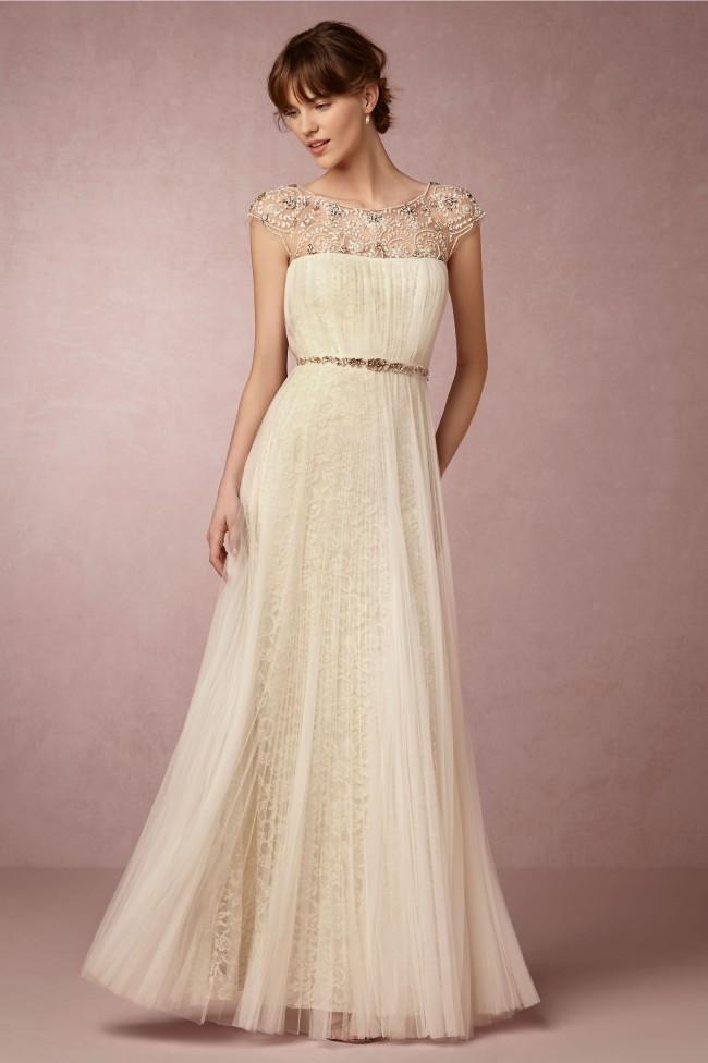 Marchesa Notte BHLDN Tiernan Gown