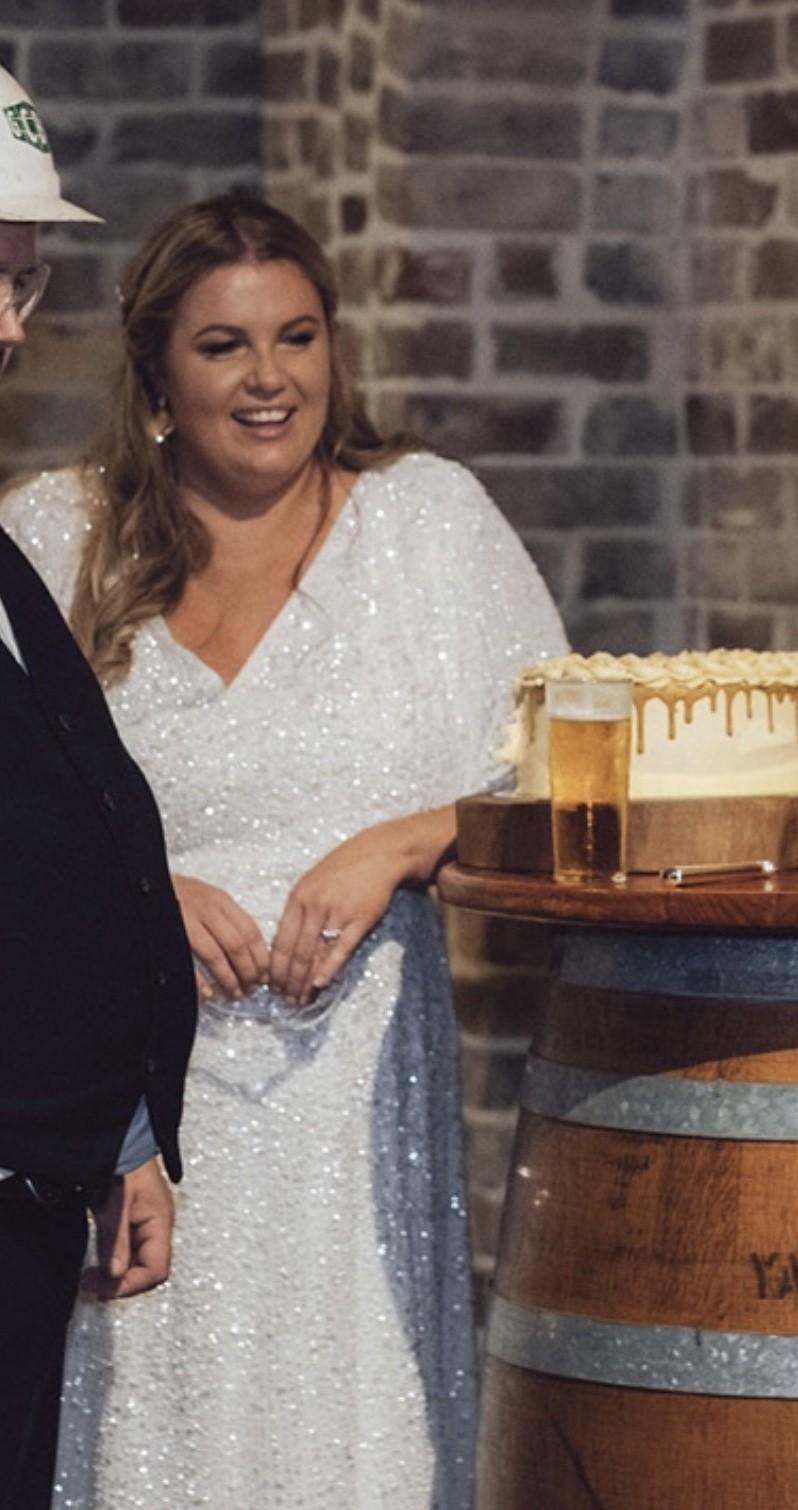asos edition curve flutter sleeve sequin maxi wedding dress