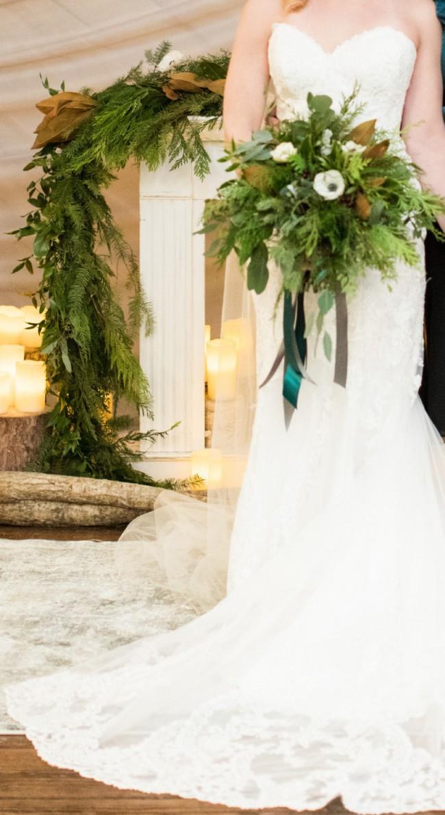 Allure Bridals 9516