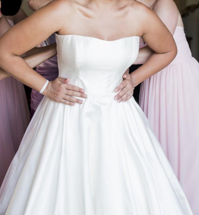 Blue Bridalwear Erin