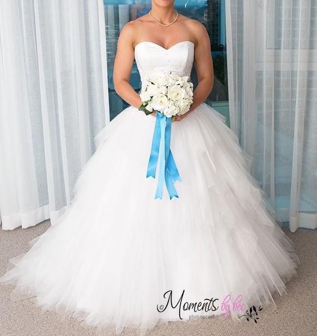 Luv Bridal Second Hand Wedding Dress On Sale 85% Off