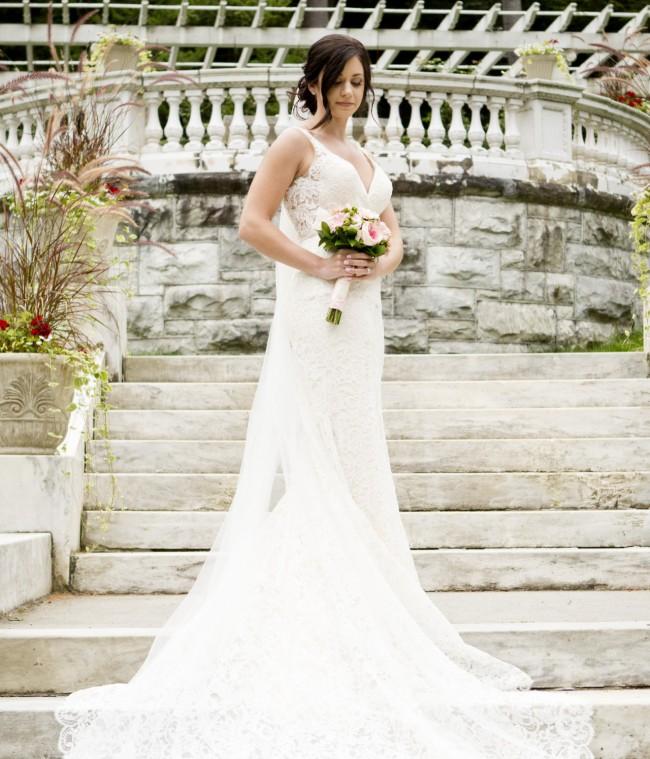 Casablanca Bridal 2319 Niki