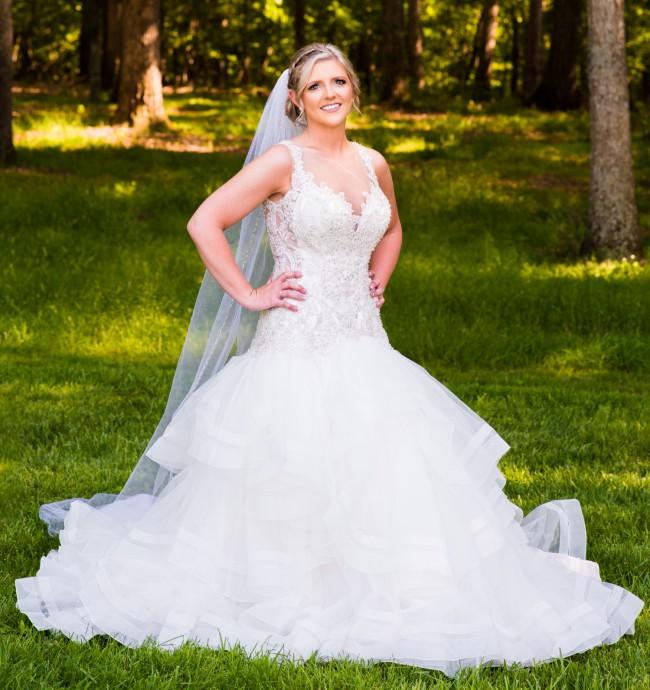 Allure Bridals C405