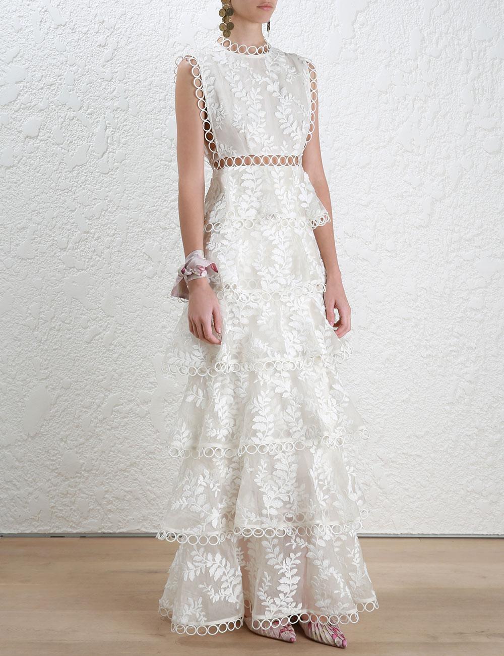 zimmermann wedding dress