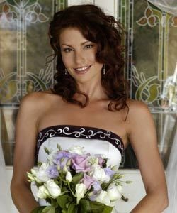 Brides In Love Stevie's dress as seen on McLeod's daughters