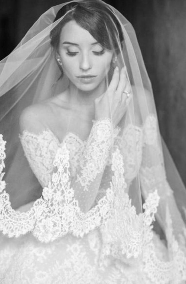 Zuhair Murad Shaleen Gown & Veil