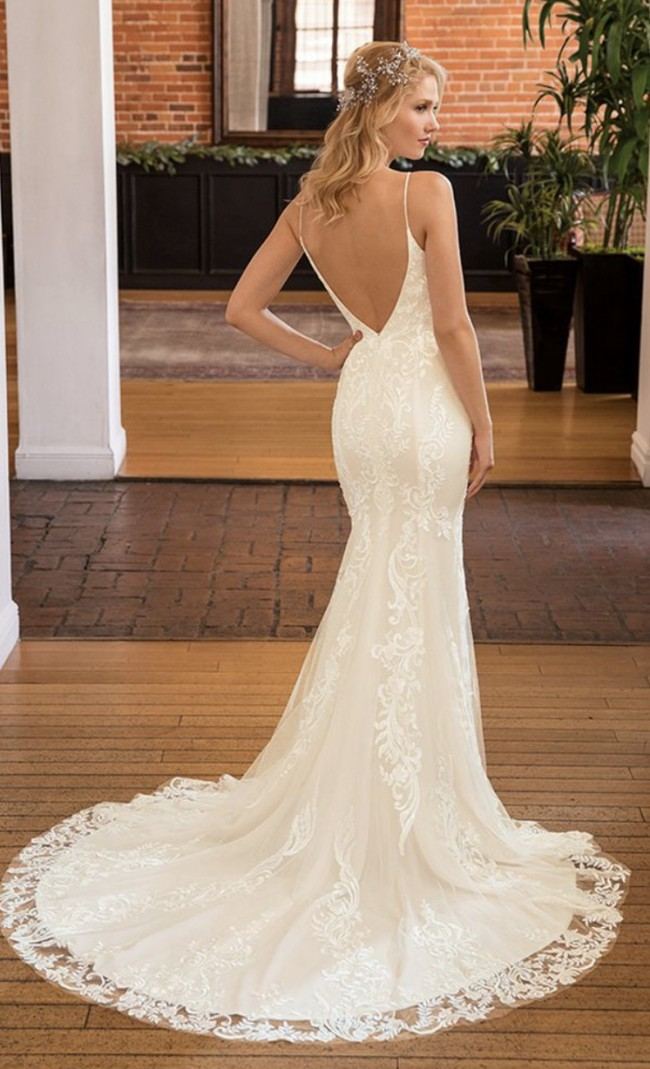 Beloved By Casablanca Bridal 124-Lydia