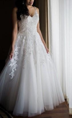 Casablanca Bridal Juniper 2248