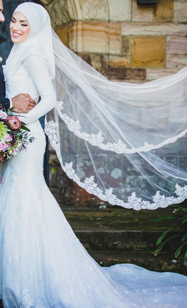 Idora Bridal Custom Made